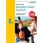Langenscheidt Komplett-Paket Spanisch, 2 Bücher mit 7 Audio-CDs