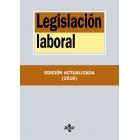 Legislación laboral (34ª edición 2018)