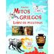 Mitos griegos (libro de pegatinas)