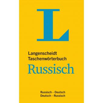 Langenscheidt Taschenwörterbuch Russisch: Russisch-Deutsch/Deutsch-Russisch