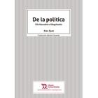 De la política (I): de Herodoto a Maquiavelo