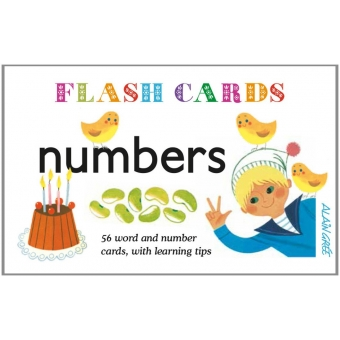 Numbers: 56 Word and Number Cards, with Learning Tips (Flash Cards)
