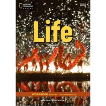 Life - Beginner - 2nd Edition - Workbook with Key and Audio CD