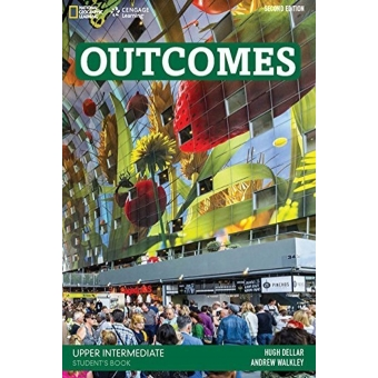 Outcomes Upper-Intermediate 2nd Edition - Student's Book + Access Code + Class DVD + Writing & Vocabulary Booklet