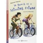 Teen ELI Readers - In Search of a Missing Friend + Audio CD - Stage 1 - A1 Movers