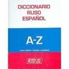 Diccionario Ruso-Español A-Z