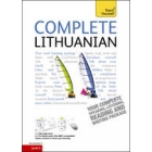 Teach Yourself Complete Lithuanian (Libro y Audio Cds)