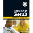 Business Result Intermediate Student's Book Pack