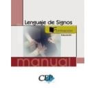 Manual de lenguaje de signos. Formación
