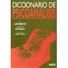 Diccionario de psicoanálisis