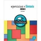Chuletas. Ejercicios de Sintaxis 1º y 2º ESO