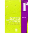 Répertoire des difficultés du français - Vérifier, comprendre, appliquer