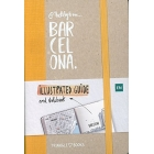 @TheBlogFrom Barcelona. Ilustrated guide and note book