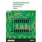 Temario Tramitación Procesal y Administrativa, promoción interna