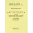 Cartas eruditas y curiosas, II (Obras completas, tomo III)