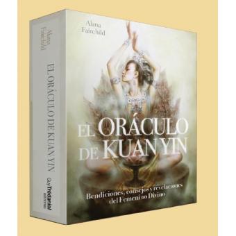 El oráculo de Kuan Yin (44 cartas guía explicativa)