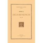 Dels Beneficis. Vol II. (Tra de Carles Cardó)