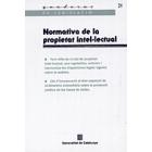 Normativa de la propietat intel.lectual