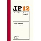 Obra completa Josep Pla 12. Notes disperses