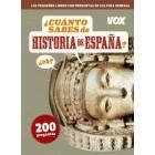 ¿Cuánto sabes de Historia de España?
