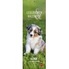 Hunde Lesezeichen & Kalender 2017