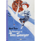 Teen ELI Readers - The Adventures Of Tom Sawyer +CD - Stage 2 - A2 Flyers/Key