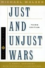 Just and injust wars (A moral argument with historical illustrations)