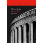 Memorias de Albert Speer. Los recuerdos del arquitecto y ministro de armamento de Hitler