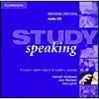 Study speaking new ed. Audio CD