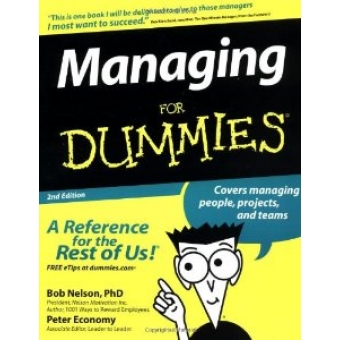 Managing for a dummies