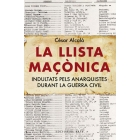 La llista maçònica. Indultats pels anarquistes durant la Guerra civil