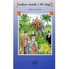 Jorden rundt I 80 dage (Easy Readers Danés)