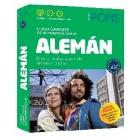 Curso completo de autoaprendizaje PONS Alemán (2 libros + 3 CD + 1 DVD) (A1-A2)