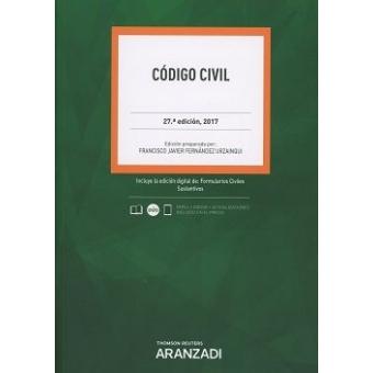 Codigo civil (27ª edición, 2017)