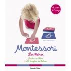 Montessori. Les lletres (inclou un llibre i 26 targetes de lletres)