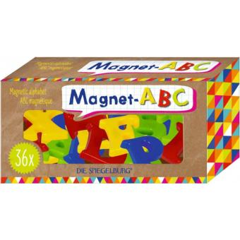 Alfabeto magnético - Regalos Brillantes