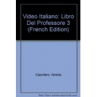 Video italiano-3.Libro professore