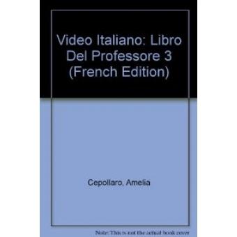 Video italiano-3.Libro professore