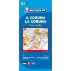 A Coruña/La Coruña (plano-azul) 82 1/7.000