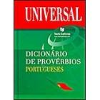 Dicionario de proverbios portugueses
