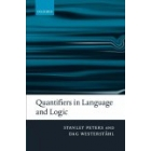 Quantifiers in language and logic