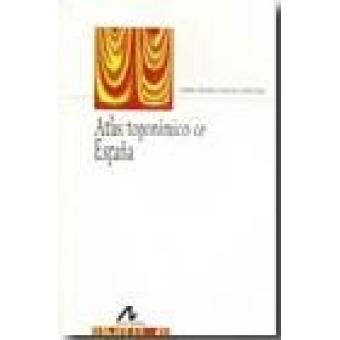 Atlas toponímico de España