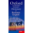 Oxford Learner Pocket Dictionary Business English