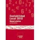 Contabilidad local 2010 . Manual práctico