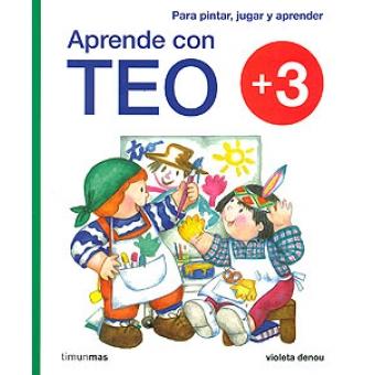 Aprende con Teo (+3)