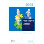 Prontuario laboral 2010