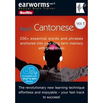 Rapid Cantonese V.1 Earworms