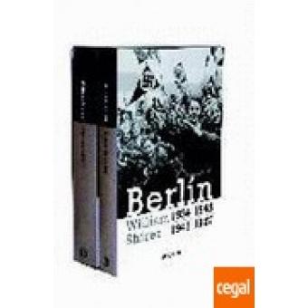 Berlín. (Vol.1: Diario de Berlín, 1936-1941 y Vol.2: Regreso a Berlín, 1945-1947)