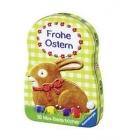 Frohe Ostern, 10 Mini-Bilderbücher