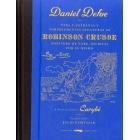 Vida y extrañas y sorprendentes aventuras de -Robinson Crusoe- Marinero de York, escritas por él mismo